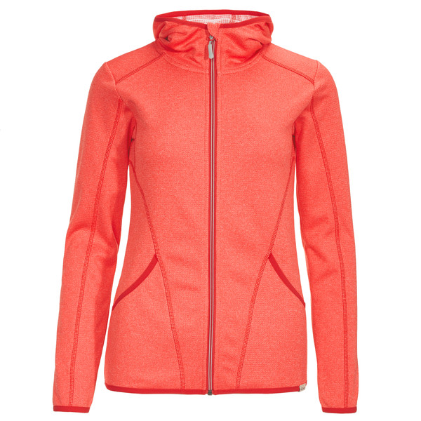 Arica Hooded Fleece Jacket