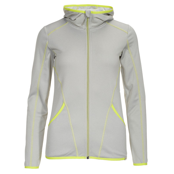 FRILUFTS Arica Hooded Fleece Jacket Frauen - Fleecejacke
