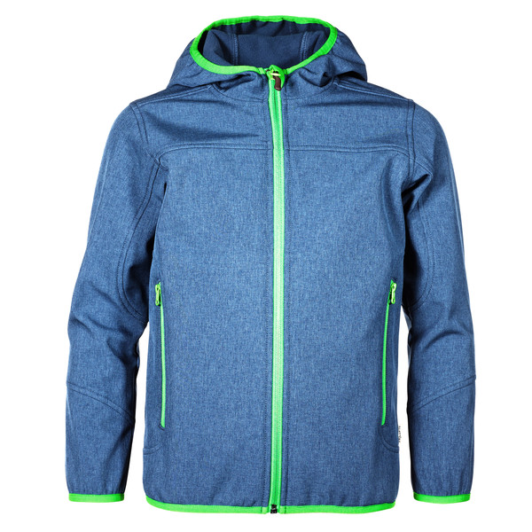 Gardby Hooded Softshell Jacket