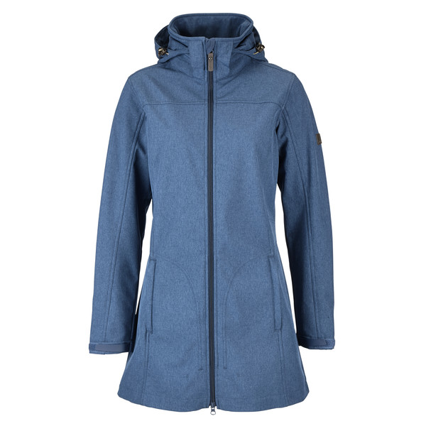 FRILUFTS Gardby Hooded Coat Frauen - Softshelljacke