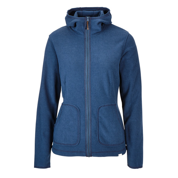 FRILUFTS Sanya Hooded Jacket Frauen - Fleecejacke