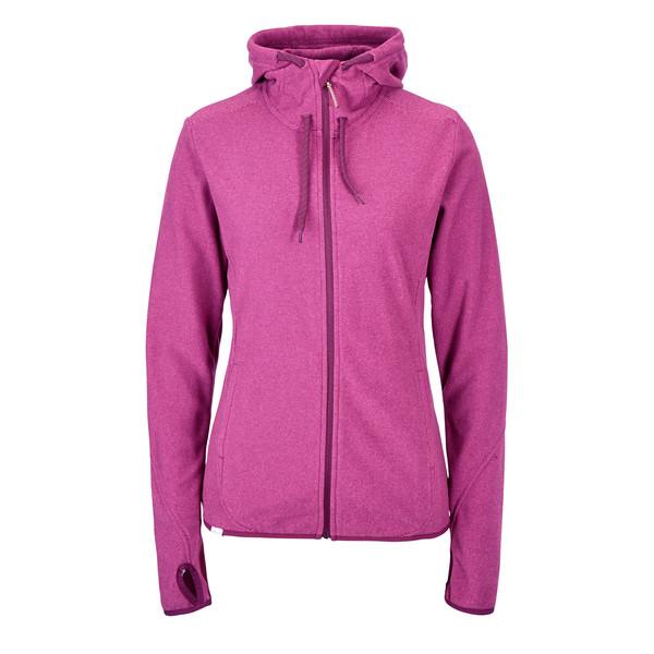 Stierva Hooded Fleece Jacket