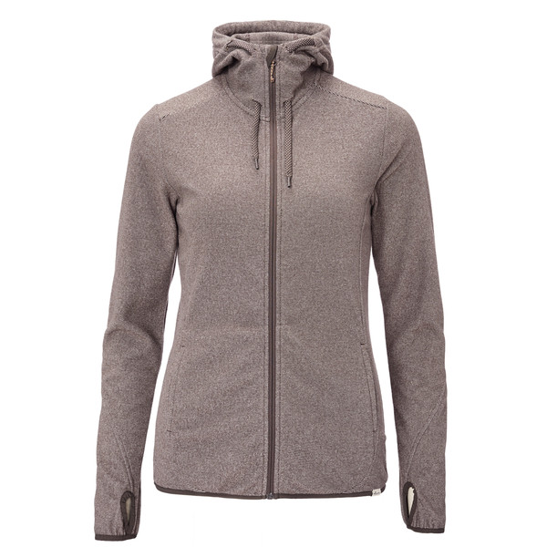 FRILUFTS Stierva Hooded Fleece Jacket Frauen - Fleecejacke