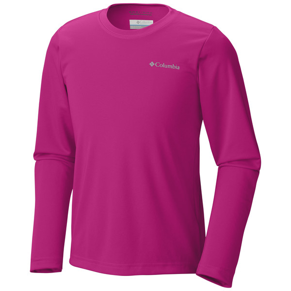 Columbia Terminal Tackle L/S Tee Kinder - Funktionsshirt