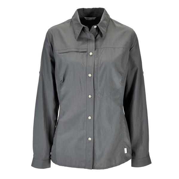 FRILUFTS Cabrera L/S Shirt Frauen - Outdoor Bluse
