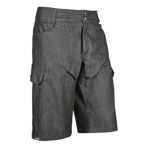 Triple2 Bargup Shorts Frauen - Radshorts