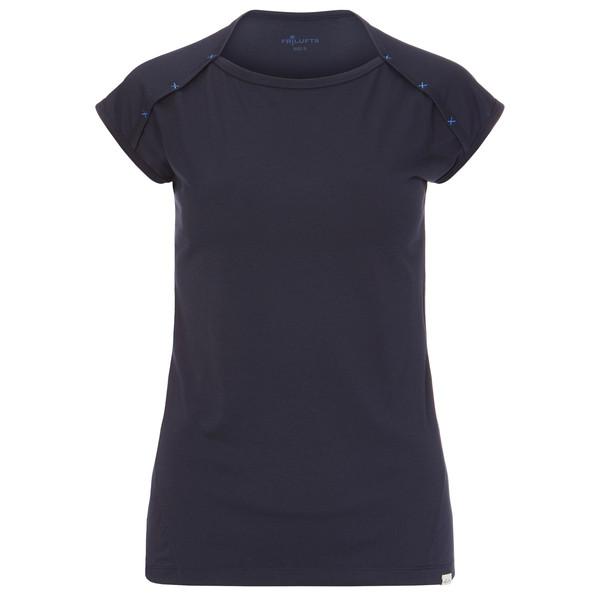 FRILUFTS Molfetta Cap T-Shirt Frauen - Funktionsshirt