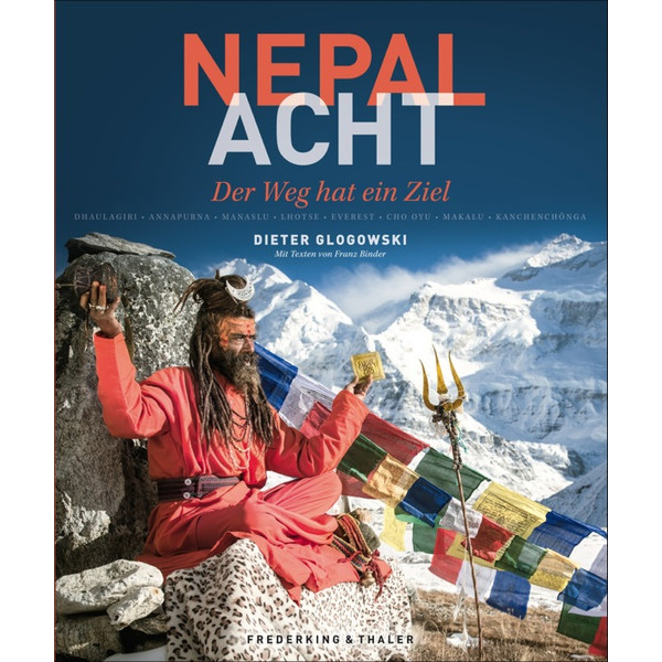 NEPAL - ACHT - Bildband