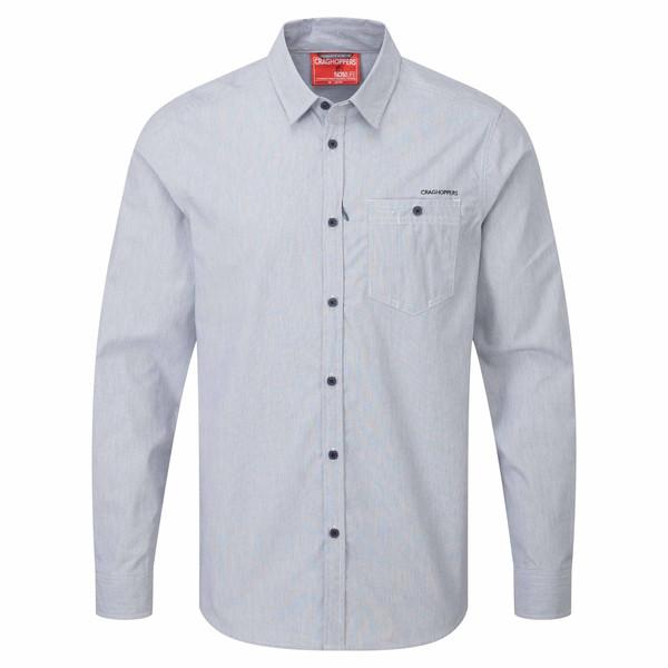 Craghoppers NosiLife Henri L/S Shirt Männer - Outdoor Hemd