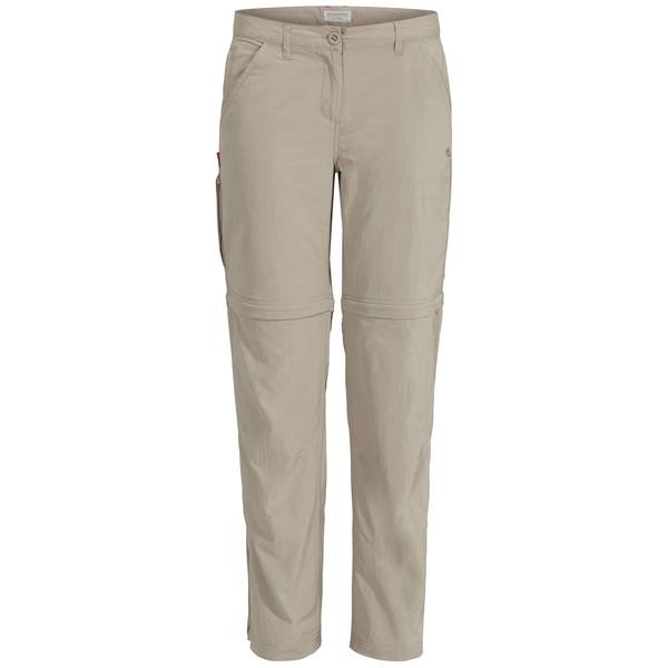 Craghoppers NosiLife Zip-Off Trousers Frauen - Mückenschutz Kleidung
