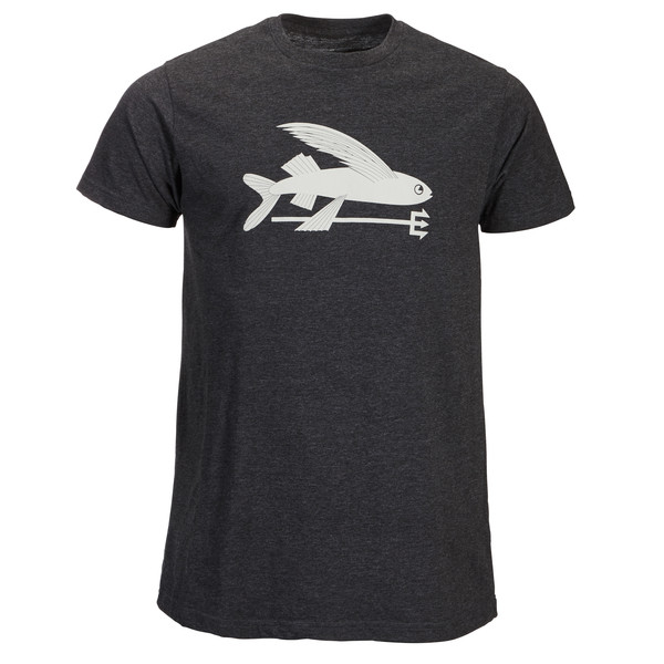 Fly Fish Cotton/Poly T-Shirt