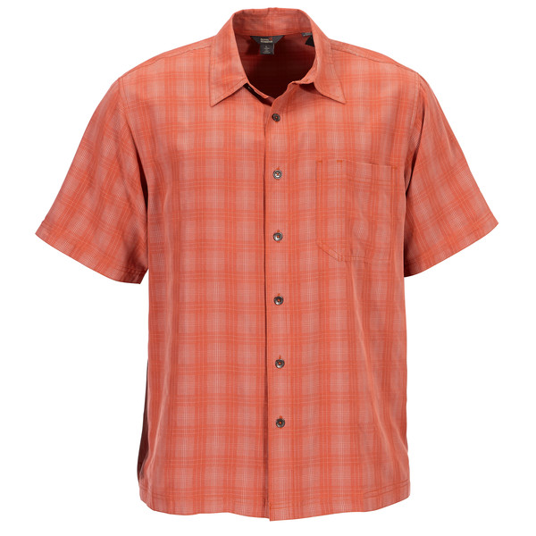 Royal Robbins San Juan Plaid S/S Männer - Outdoor Hemd