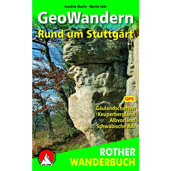 BVR GEOWANDERN RUND UM STUTTGART - Wanderführer