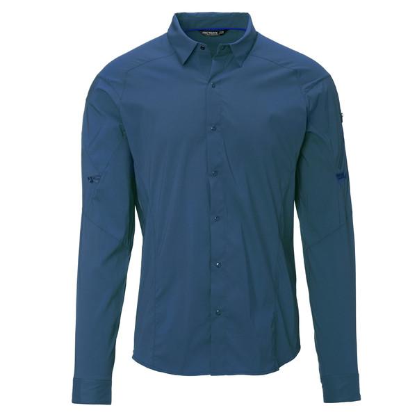 Arc'teryx Elaho LS Shirt Männer - Outdoor Hemd