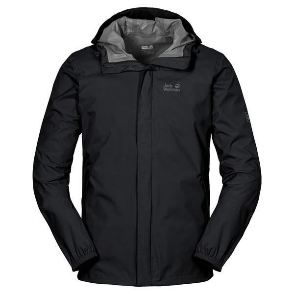 Jack Wolfskin Cloudburst Jacket Männer - Regenjacke