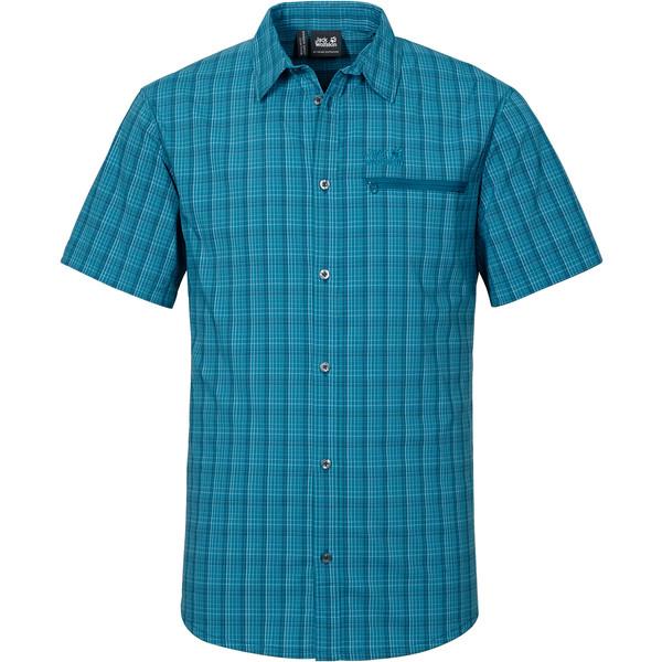 Jack Wolfskin Rays Stretch Vent Shirt Männer - Outdoor Hemd