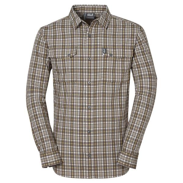 Jack Wolfskin Crossley Shirt Männer - Outdoor Hemd