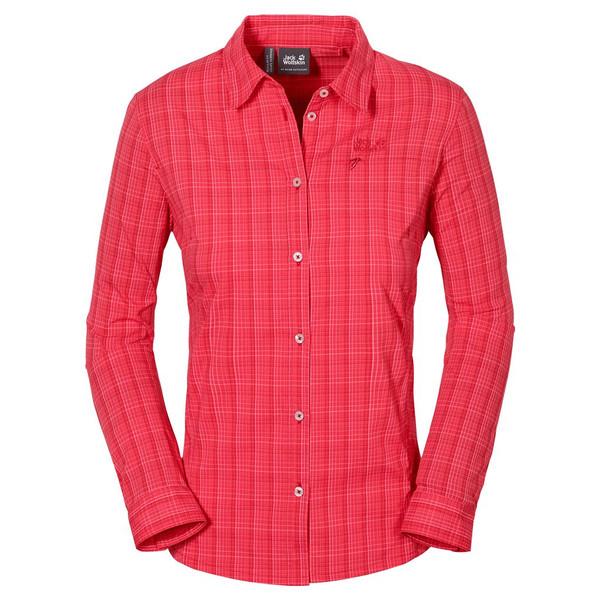 Jack Wolfskin Centaura Flex Shirt Frauen - Outdoor Bluse