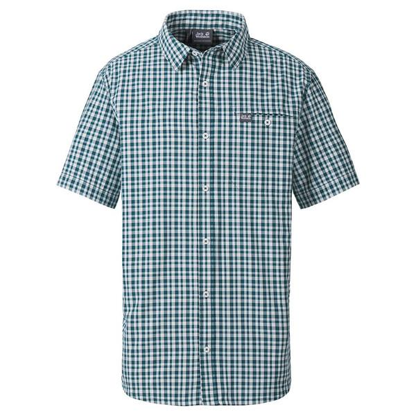 Jack Wolfskin Byron Shirt Männer - Outdoor Hemd