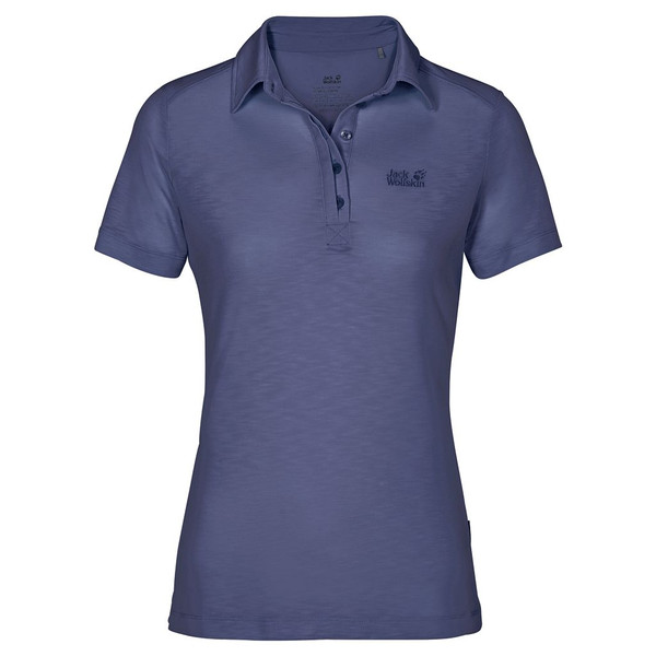 Jack Wolfskin Travel Polo 2 Frauen - Outdoor Hemd