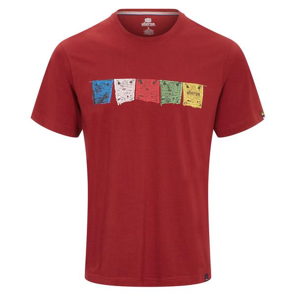 Sherpa Tarcho Tee Männer - T-Shirt