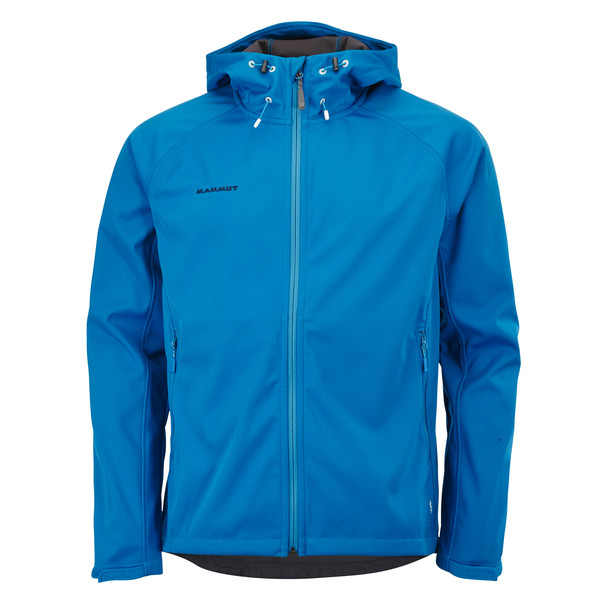 Mammut Clion Advanced SO Hooded Jacket ES Männer - Softshelljacke