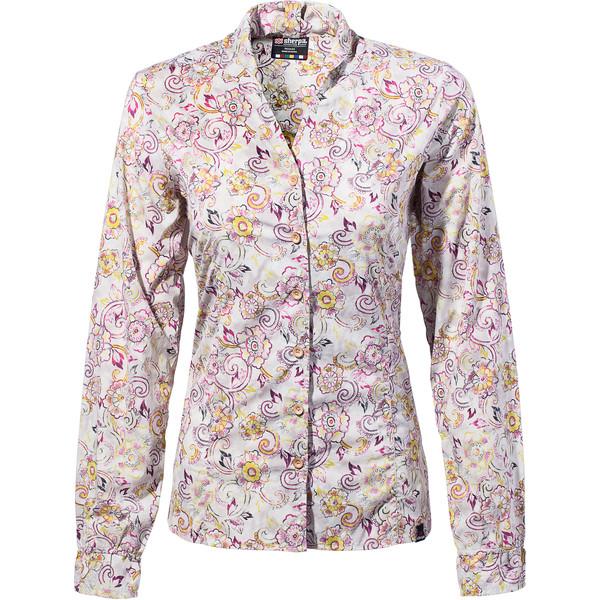 Sherpa Minzi L/S Frauen - Outdoor Bluse