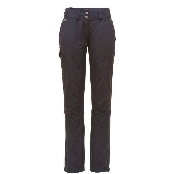 Vaude Skomer Capri ZO Pants Frauen - Trekkinghose