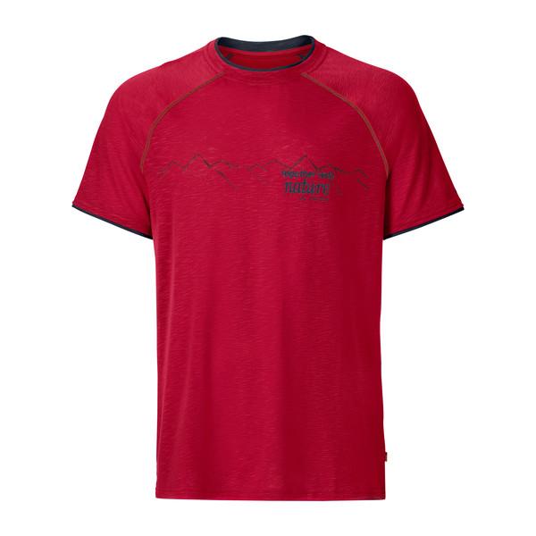 Skomer Print Shirt