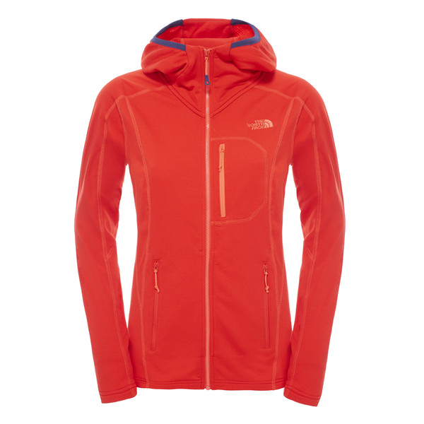 The North Face Incipient Hooded Jacket Frauen - Fleecejacke