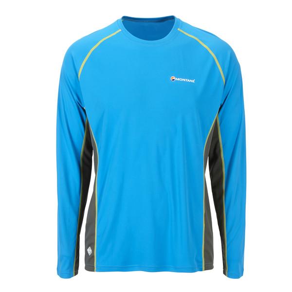 Montane Sonic L/S T-Shirt Männer - Funktionsshirt