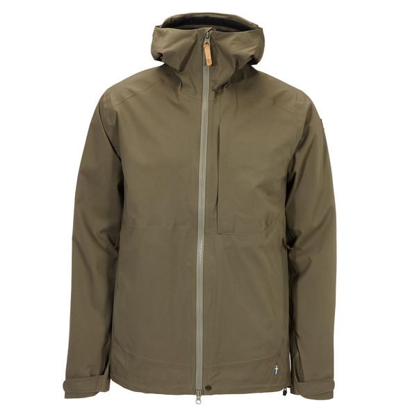 Fjällräven Abisko Eco-Shell Jacket Männer - Regenjacke
