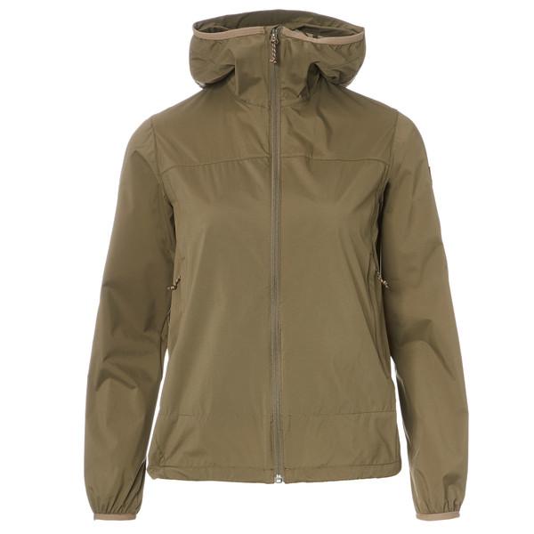 Fjällräven Abiskoindbreaker Jacket Frauen - Windbreaker