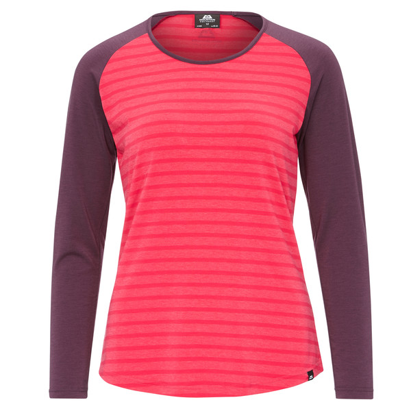 Mountain Equipment Redline LS Tee Frauen - Funktionsshirt