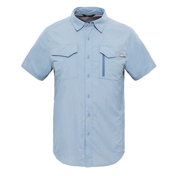 The North Face Sequoia Shirt S/S Männer - Outdoor Hemd