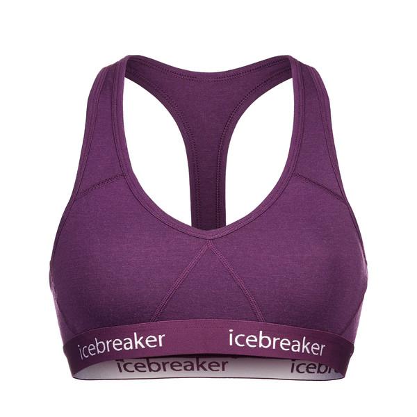 Icebreaker Sprite Racerback Bra Frauen - Sport BH