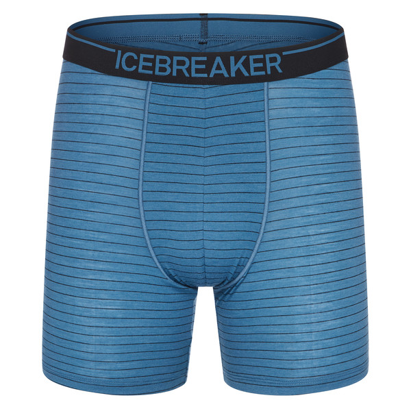 Icebreaker MENS ANATOMICA LONG BOXERS Männer - Funktionsunterwäsche