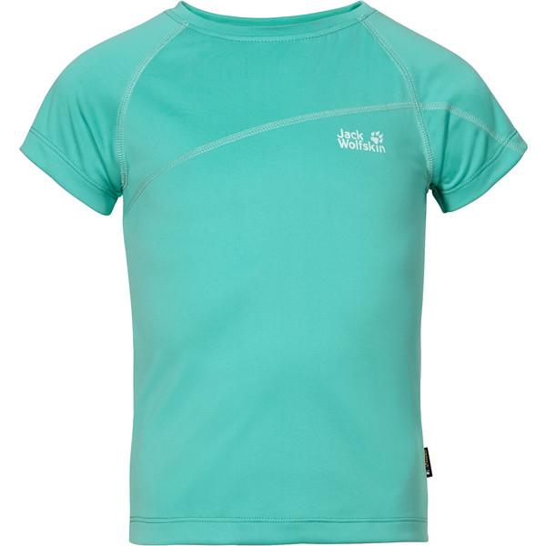 Jack Wolfskin Active T-Shirt Kinder - Sonnenschutz