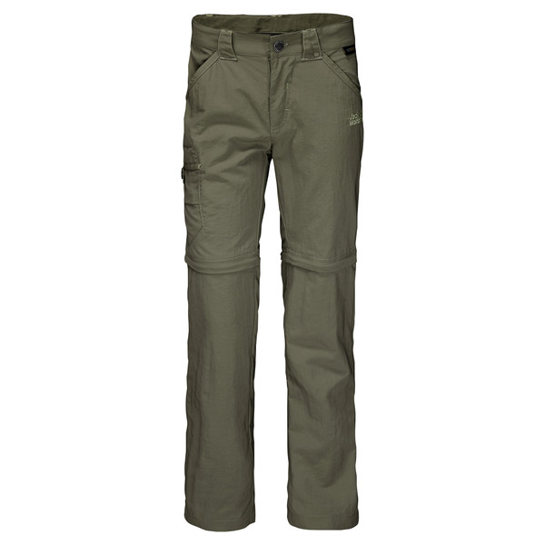 Jack Wolfskin Safari Zip Off Pants Kinder - Trekkinghose