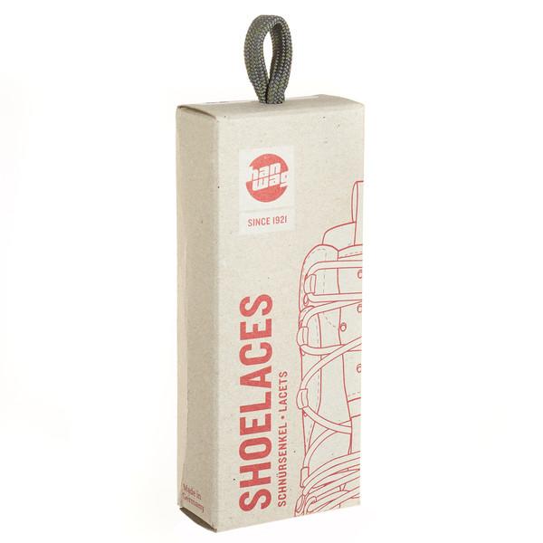 Hanwag SHOE LACES 110 CM Unisex - Schnürsenkel