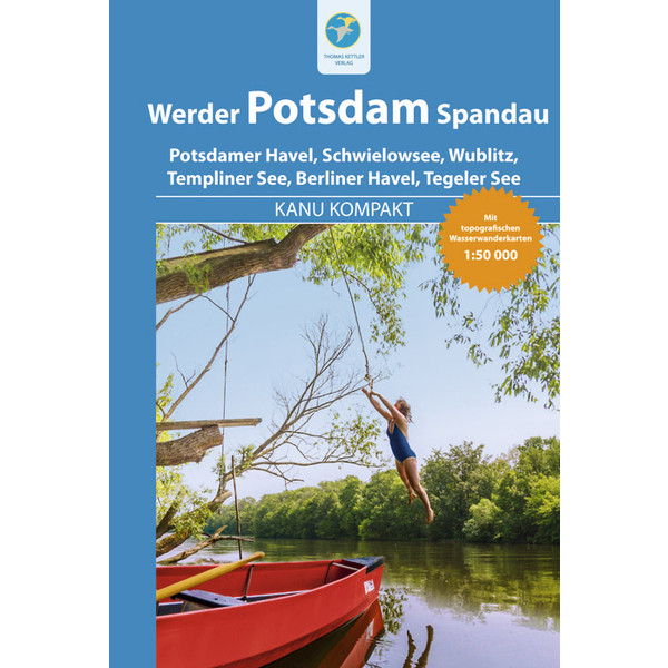 Kanu Kompakt Werder Potsdam Spandau