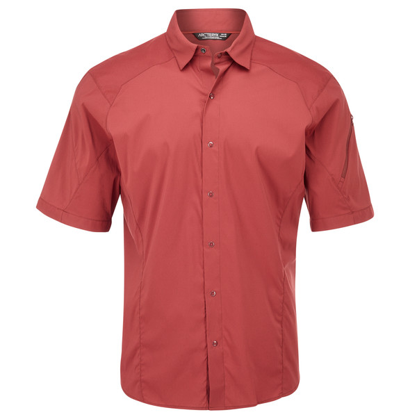 Arc'teryx Elaho SS Shirt Männer - Outdoor Hemd