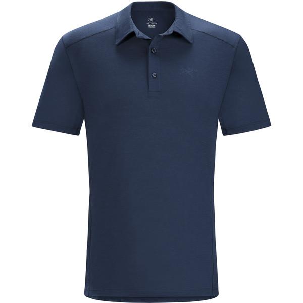 Arc'teryx Pelion Polo SS Männer - T-Shirt