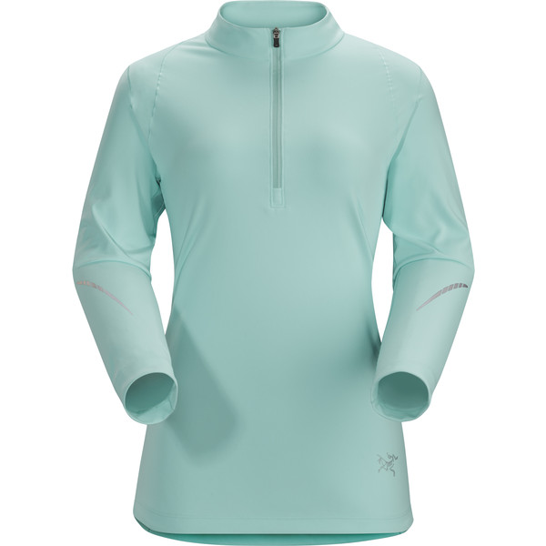 Ensa Zip Neck LS