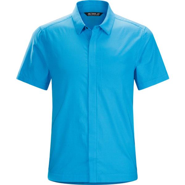 Arc'teryx Revvy SS Shirt Männer - Outdoor Hemd