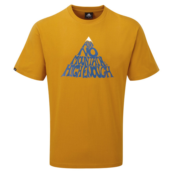 Ain't No Mountain Tee