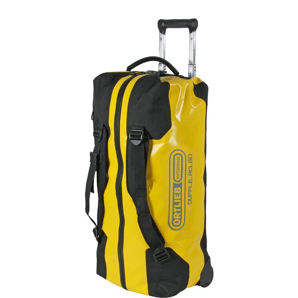 Ortlieb DUFFLE RG 60L - Reisetasche mit Rollen