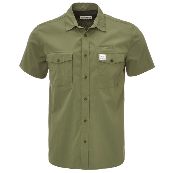 Tierra CORRESPONDENT SHORT SLEEVE SHIRT M Männer - Outdoor Hemd