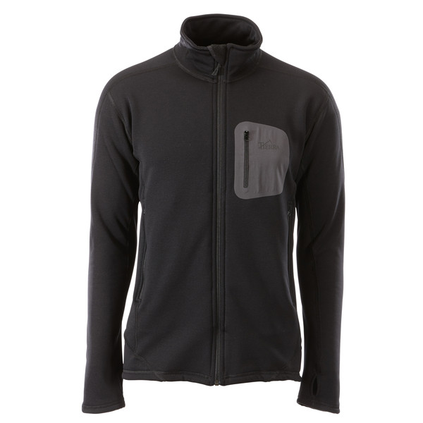 Tierra Cabane Powerstretch Jacket Männer - Fleecejacke