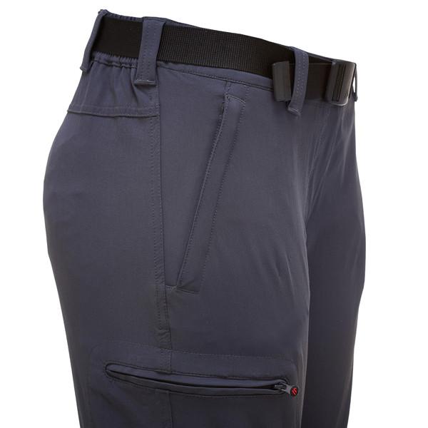 Maier Sports Arolla Damen Zip Hose (Stretch):